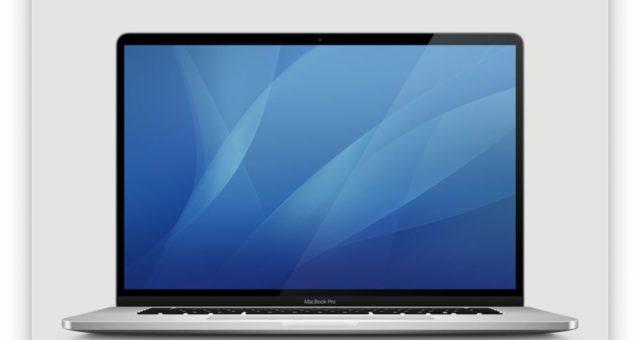Tento týden by mohl být představen nový 16palcový MacBook Pro