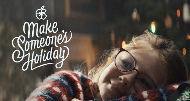 """Nová reklama společnosti Apple """"The Surprise"""" předvádí iPad a jeho využití u rodiny s dětmi"""