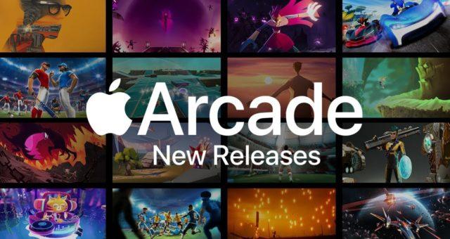 Apple Arcade předvádí 11 nových her ve videu
