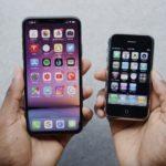 Nové video porovnává původní iPhone s iPhonem 11 Pro