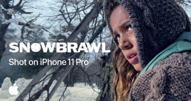 """Režisér David Leitch použil iPhone 11 Pro k zachycení filmových záběrů """"Snowbrawl"""""""