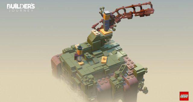 LEGO Builder's Journey je nyní k dispozici v Apple Arcade