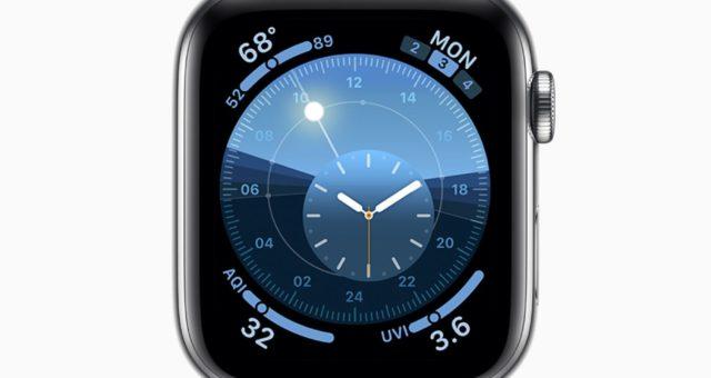 watchOS 6.1.1 je nyní k dispozici ke stažení