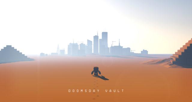 """Apple Arcade přidál novou  dobrodružnou hru """"Doomsday Vault"""""""