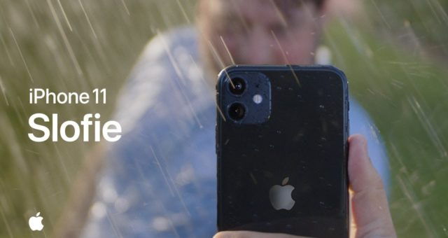 """Apple představuje """"Slofie"""" ve čtyřech nových reklamách"""