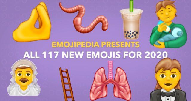 Podívejte se na 117 nových emoji, na které se tento rok můžeme těšit