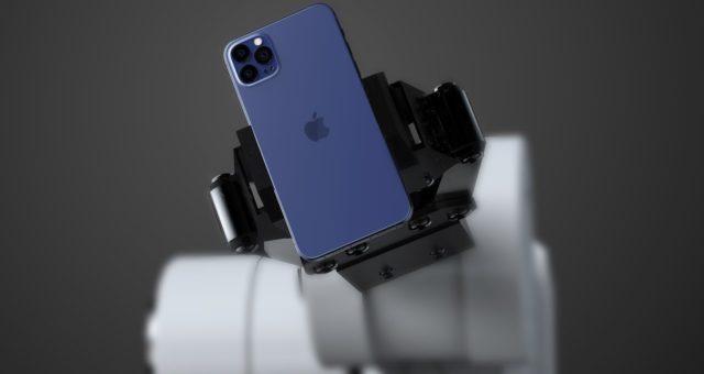 iPhone 12 by mohl být k dispozici v nové barvě: Navy Blue