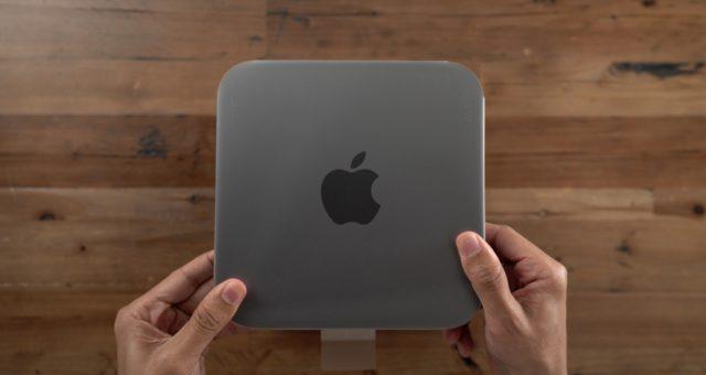 Apple aktualizoval Mac mini dvojnásobným úložištěm