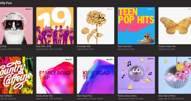 Apple dává dohromady filmy, knihy, hudbu, podcasty a další pro rodiny, které zůstávají doma