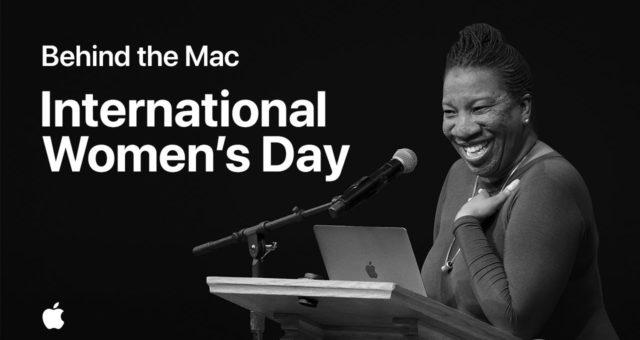 """Nejnovější """"Behind the Mac"""" reklama oslavuje Mezinárodní den žen"""