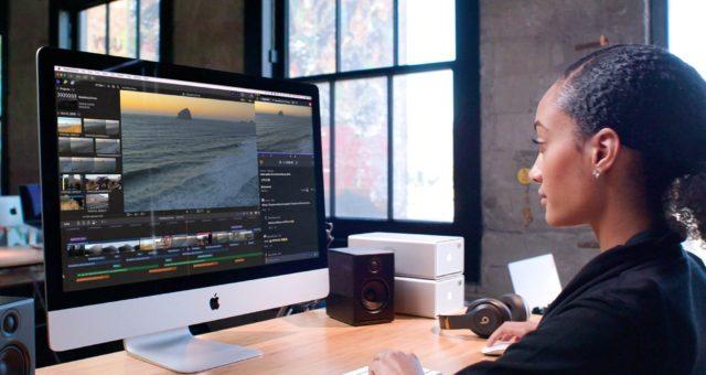 Apple nyní nabízí 90denní bezplatné zkušební verze pro Final Cut Pro X a Logic Pro X