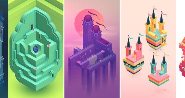 Monument Valley 2 si můžete nyní zdarma stáhnout z App Store