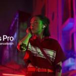 Active Noise Cancellation a další funkce AirPods Pro jsou vidět v nové Apple reklamě