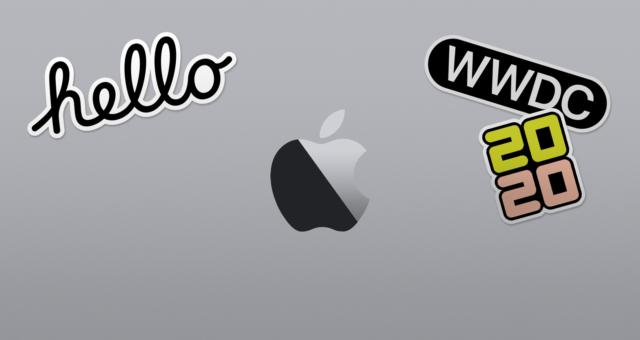 Apple potvrdil, že WWDC 2020 konference bude kvůli COVID-19 hostována zcela online