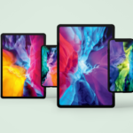 Nové iPad Pro tapety pro iPhone, iPad a desktop