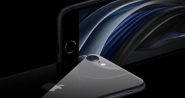 Apple představil nový iPhone SE: 4,7palcový displej, procesor A13 Bionic, cena od 12 990 Kč