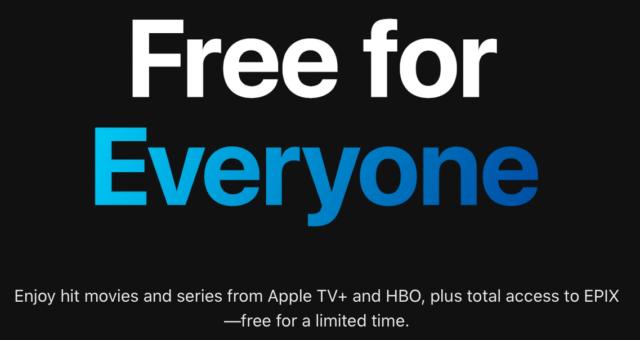 Apple vydává některé Apple TV+ pořady zdarma ke streamování po omezenou dobu