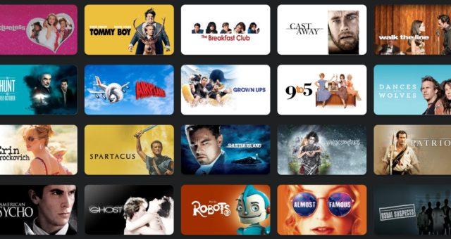 Mr. & Mrs. Smith, Cast Away a další filmy na iTunes jsou nyní zlevněné