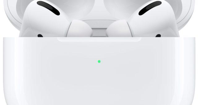 Verze firmwaru AirPods Pro byla aktualizována na 2D15