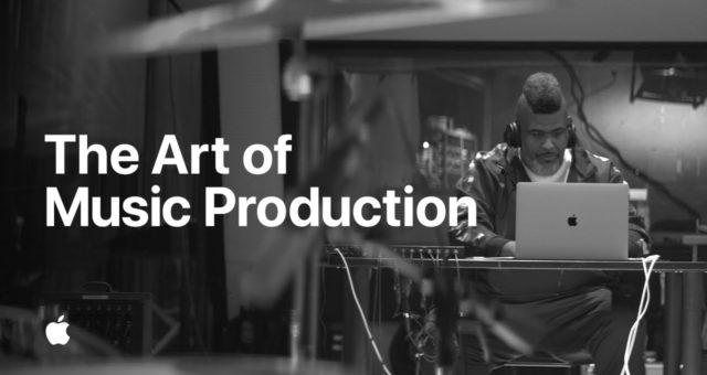 """Apple představuje """"Umění hudební produkce"""" v novém videu s producentem Oakem Felderem"""