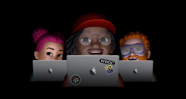 Online konference WWDC 2020 začíná 22. června