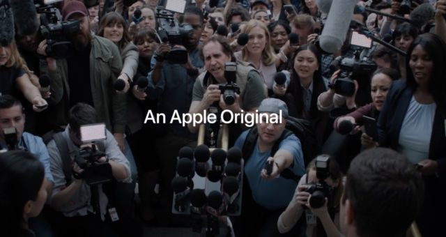 Apple sdílí tři nové reklamy pro streamovácí službu Apple TV+