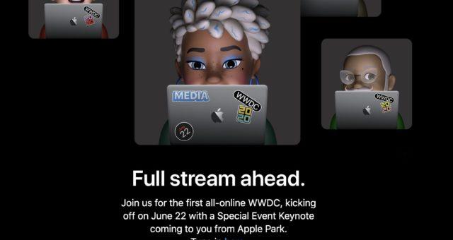 Apple rozeslal pozvánky na konferenci WWDC 2020