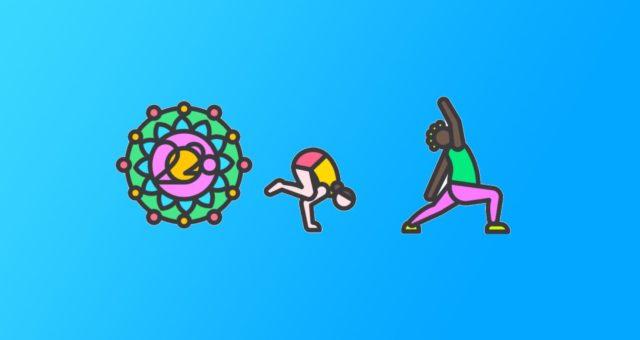 Oslavte Mezinárodní den jógy 21. června s novou Apple Watch Activity Challenge