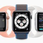 Apple představil watchOS 7: sdílení ciferníků, sledování spánku, detekce mytí rukou a další