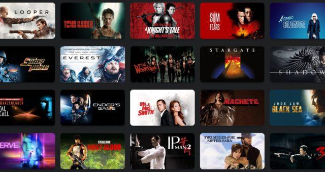 Mary Poppins, Mr. & Mrs. Smith a další filmy na iTunes jsou nyní zlevněné