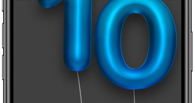 Aplikace Apple Store oslavuje své 10. výročí zábavným překvapením
