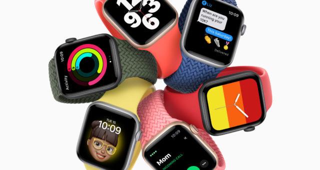 Apple představil nové, levnější Apple Watch SE