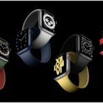 Všechny nové řemínky pro Apple Watch Series 6