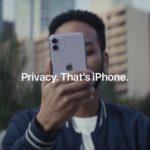 Nová reklama společnosti Apple zdůrazňuje ochranu osobních údajů