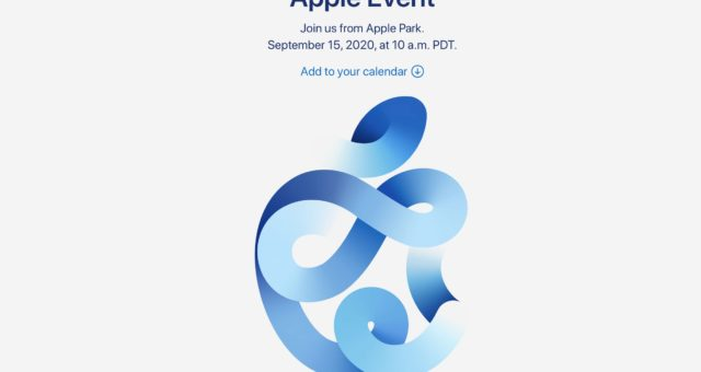 """Nadcházející Apple konference """"Time Flies"""" se koná již 15. září"""