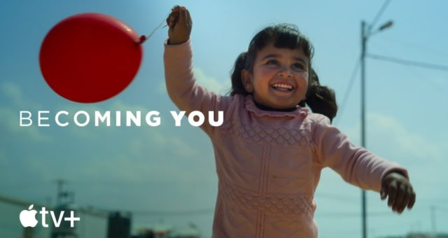 "Apple TV+ sdílí oficiální trailer k připravovanému dokumentu ""Becoming You"""