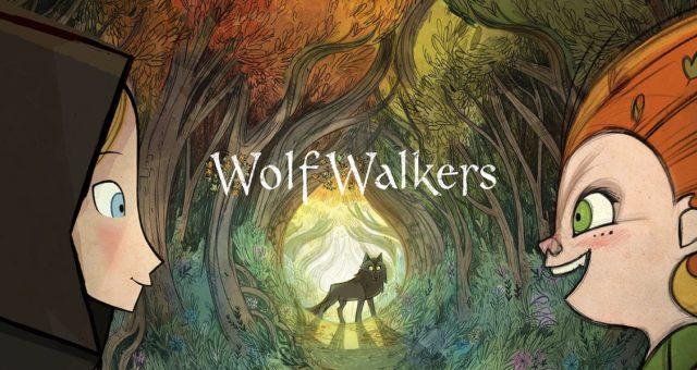 """Apple TV+ sdílí oficiální upoutávku na nový animovaný film """"Wolfwalkers"""""""
