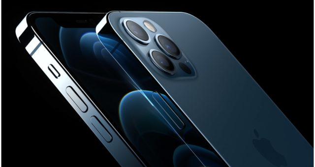 Toto je nový iPhone 12 Pro a iPhone 12 Pro Max