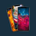 Abstraktní tapety pro iPhone