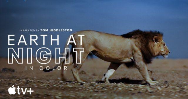 """Apple TV+ sdílela oficiální trailer pro nadcházející dokusérii """"The Earth at Night in Color"""""""