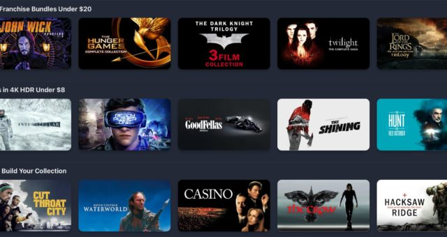 Jumanji: The Next Level, Terminator: Dark Fate a další filmy na iTunes jsou nyní zlevněné