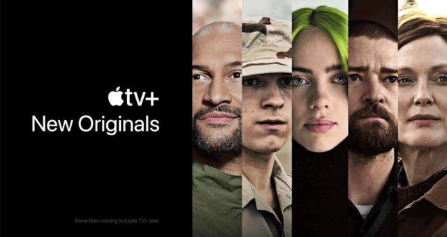 Apple TV+ představuje nadcházející filmy a pořady v novém videu