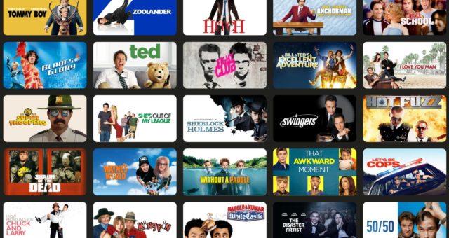 Love Actually, Sherlock Holmes a další filmy na iTunes jsou nyní zlevněné