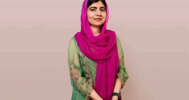 Apple TV+ oznámila nové partnerství s držitelkou Nobelovy ceny Malalou Yousafzai
