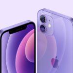 Podívejte se na nové fialové provedení iPhone 12 a iPhone 12 mini