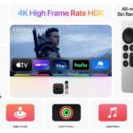 Nová Apple TV 4K získala čip A12 Bionic, přepracované dálkové ovládání Siri a další