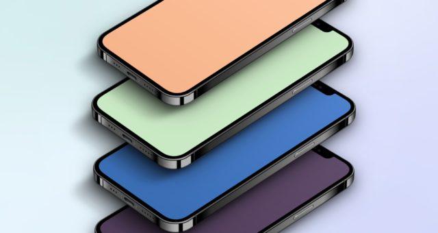 Pestré tapety ladící s novou jarní kolekcí příslušenství Apple