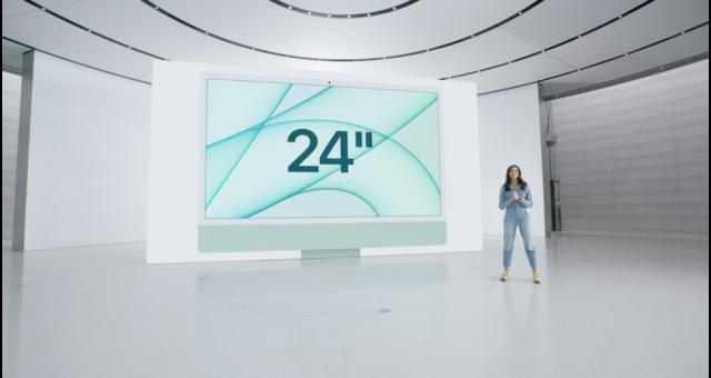 Toto je nový přepracovaný iMac: živé barvy, tloušťka 11,5 mm, čip Apple M1 a další