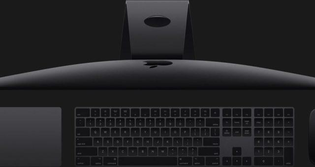 Společnost Apple ukončuje prodej příslušenství pro iMac v barvě Space Gray
