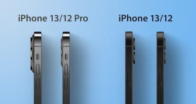 iPhone 13 by mohl být o něco silnější a mít vystouplejší fotoaparát